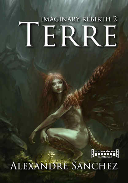 Photo recto du livre:  Imaginary Rebirth Tome2 TERRE par Alexandre Sanchez