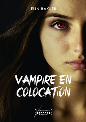 Photo recto du livre: Vampire en Colocation  par Elin Bakker